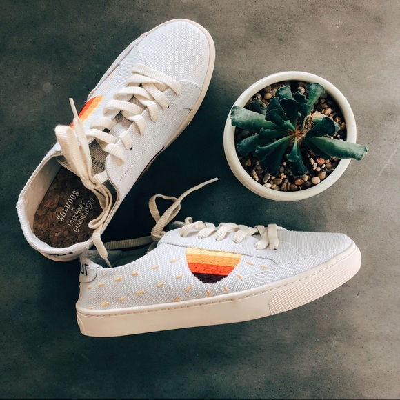 Soludos Shoes | Soludos Embroidered Sun